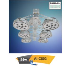 Đèn Led Chiếu điểm Mẫu 06 - Công suất 54w