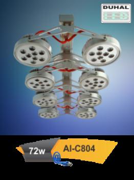 Đèn Led Chiếu điểm Mẫu 06 - Công suất 72w