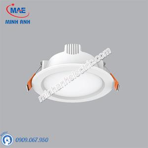 Đèn LED Downlight 3 Màu DLEL 6W