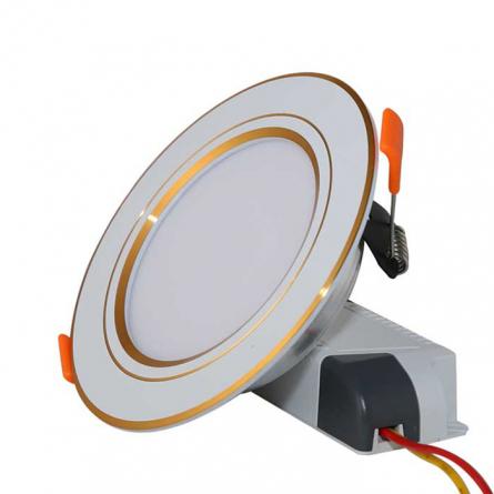 Đèn LED Downlight AT10 110/9W SS