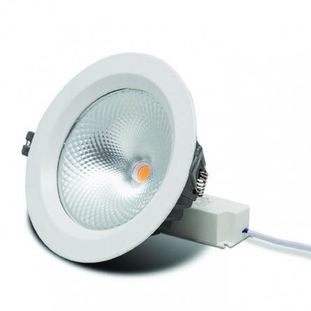Đèn LED Downlight DAT14L 110/12W-4000K SS