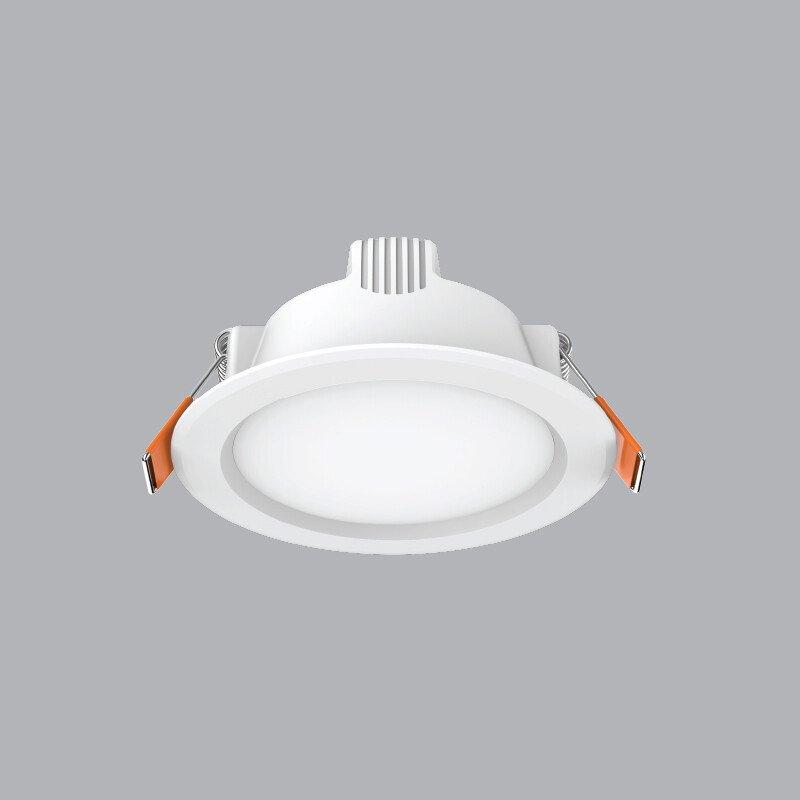 Đèn LED Downlight 3 màu DLEL-6W