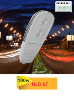 Đèn Led Đường Mẫu 02 - Công suất 100w