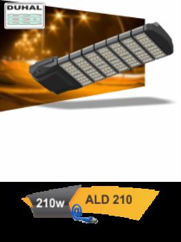 Đèn Led Đường Mẫu 03 - Công suất 210w