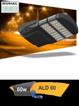 Đèn Led Đường Mẫu 03 - Công suất 60w