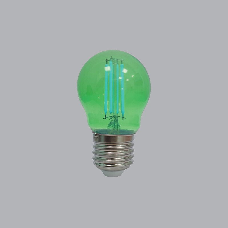 Đèn LED Filament Màu 2.5W MPE FLM-3GR