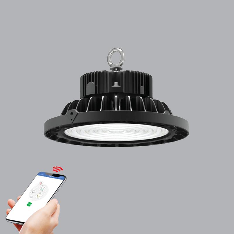 Đèn LED Nhà Xưởng Highbay MPE 200W Wifi
