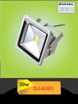 Đèn Led Pha Mẫu 02 - Công suất 30w