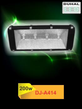 Đèn Led Pha Mẫu 05 - Công suất 200w