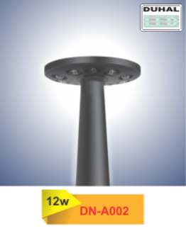 Đèn Led Sân Vườn Mẫu 07 - Công suất 12w