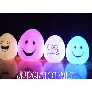 Đèn Led trứng to