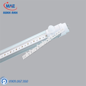Đèn LED Tube Diệt Khuẩn Cảm Biến Chuyển Động MPE 1m2