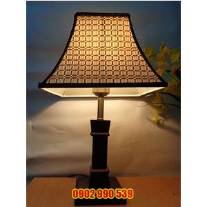 Đèn ngủ để bàn bằng gỗ - ĐG16