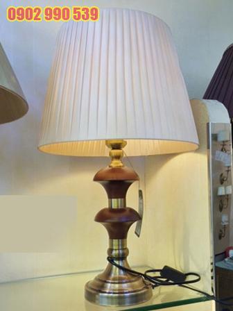 Đèn ngủ để bàn bằng gỗ - ĐG25