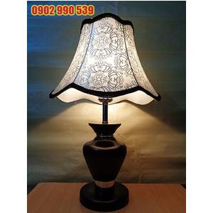 Đèn ngủ để bàn bằng gỗ - ĐG13