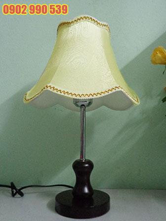 Đèn ngủ để bàn bằng gỗ - ĐG22
