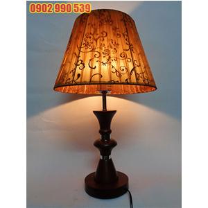 Đèn ngủ để bàn bằng gỗ - ĐG24