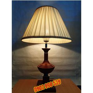 Đèn ngủ để bàn bằng gỗ - ĐG26