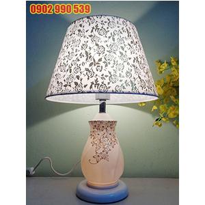 Đèn ngủ để bàn gốm - ĐBG2