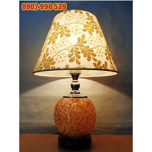 Đèn ngủ để bàn gốm - ĐBG4