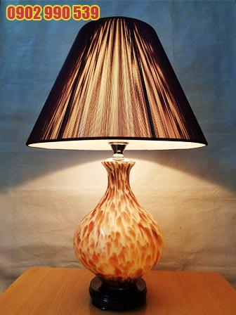 Đèn ngủ để bàn gốm - ĐBG5