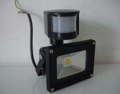 Đèn Led Cảm Biến Người PIR Công Suất 10W