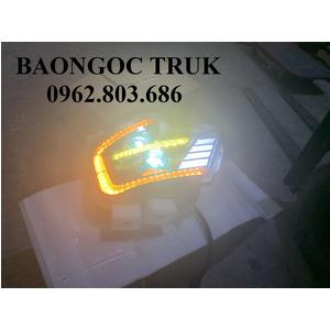 ĐÈN PHA LED XE HOWO, A7, CHENGLONG, DONGFENG, THACO AUMAN // MR TRÍ: 0962.803.686