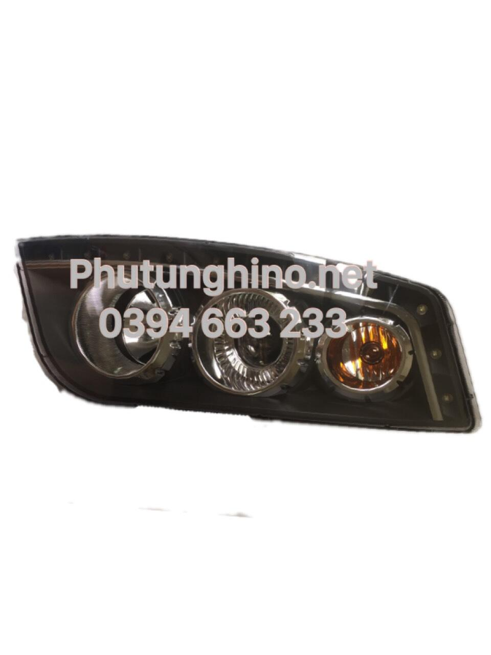Đèn Pha Xe Khách IsuZu SamCo 4HK1 5.2 Lít Hàng Nhập Khẩu Cao Cấp