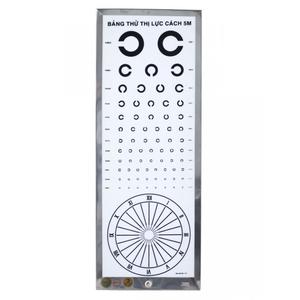 Đèn thử thị lực chữ C TNE