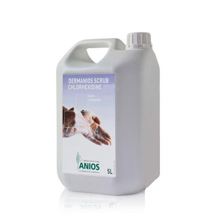 Dermanios Scrub Chlorhexidine Dung dịch rửa tay thủ thuật hay phẫu thuật