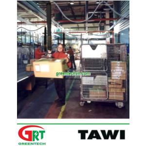 TP45 | Cardboard box vacuum tube lifter | Hộp các tông nâng ống chân không | Tawi Việt Nam