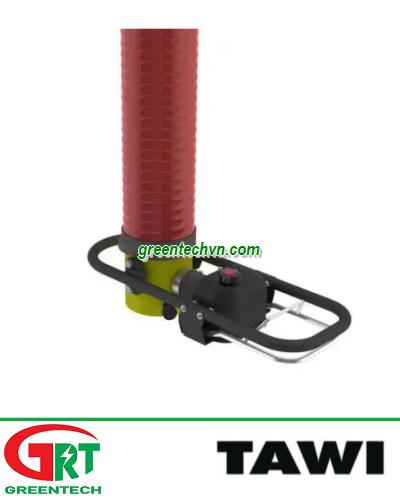 VM40 | Cardboard box tube lifter | Máy nâng ống hộp các tông | Tawi Việt Nam