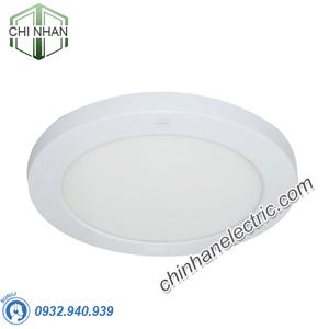 Đèn LED Panel Gắn Nổi Tròn 18W D225 (Mỏng) - DGC0184 - Duhal