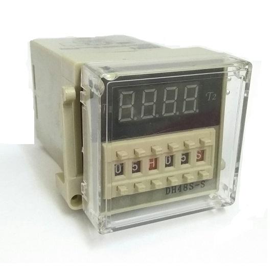 Relay thời gian luân phiên DH48S-S
