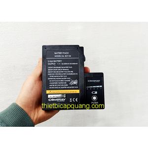 Pin máy hàn quang Comway C6