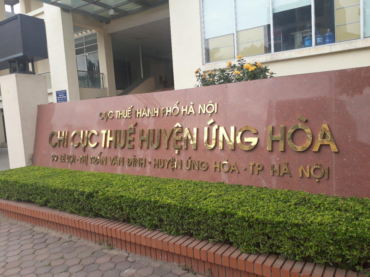 Địa điểm nộp lệ phí trước bạ tại Hà Nội