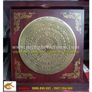 Đĩa đồng đúc,đĩa đồng quà tặng,mặt trống đồng,trống đồng Việt Nam