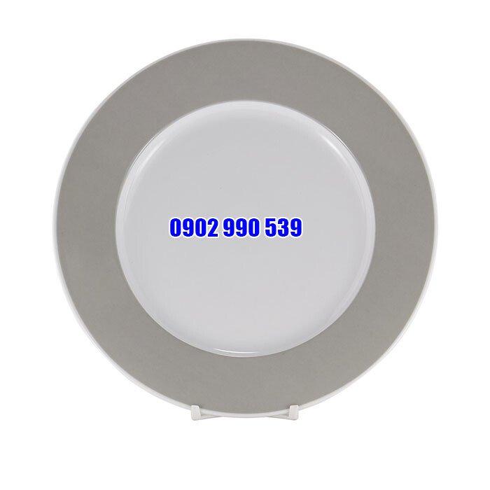 ĐĨA RING 25.5 CM (XÁM)