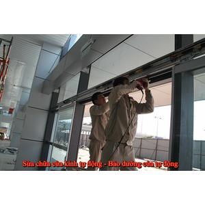 Dịch vụ bảo dưỡng cửa kính tự động