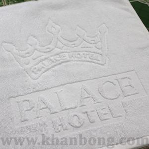 Dịch Vụ Dệt Logo Lên Khăn Bông Spa