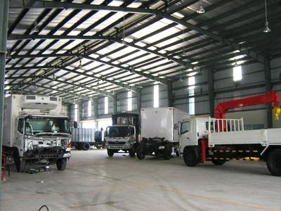 Dịch vụ đóng thùng xe tải theo yều cầu khách hàng