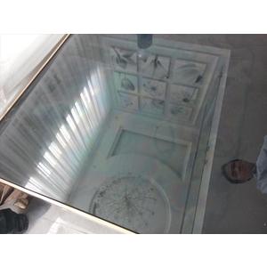 Dịch vụ phục hồi bàn kính tủ kính bị trầy xước