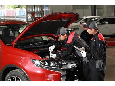 Dịch vụ sửa chữa tại Mitsubishi Ninh Bình