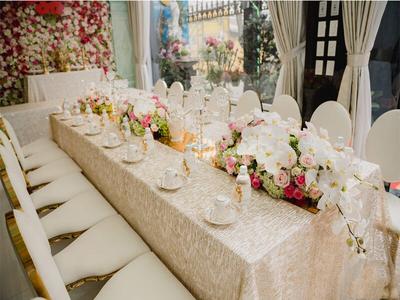 Dịch vụ trang trí tiệc cưới – trang trí bàn thờ gia tiên giá rẻ tại Quận Phú Nhuận, TP.HCM