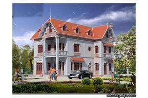 Điểm mặt những hạn chế và cách tính chi phí khi xây dựng biệt thự Pháp