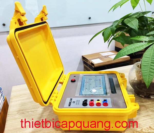 Đặc điểm nổi bật của máy đo lường điện năng TEKON 560