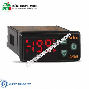 Điều khiển nhiệt độ Selec CH403-3-NTC (48x96)