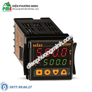 Điều khiển nhiệt độ Selec PID500/110/330 2-0-01