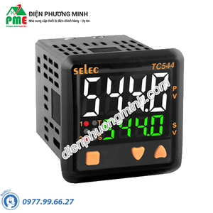 Điều khiển nhiệt độ Selec TC244AX (72x72)