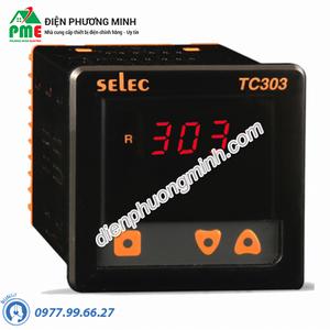 Điều khiển nhiệt độ Selec TC303AX (96x96)